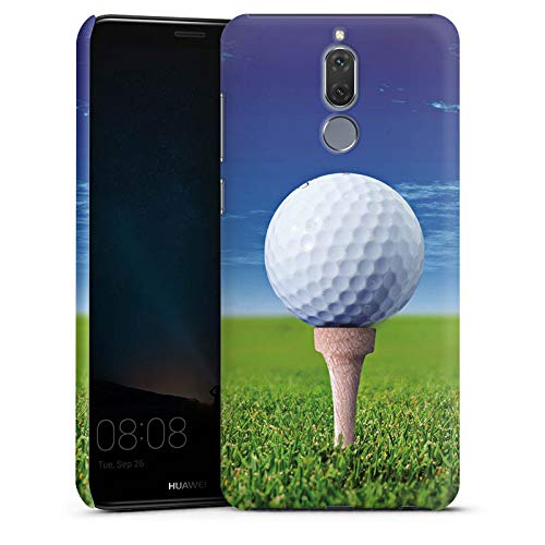 DeinDesign Huawei Mate 10 Lite Hülle Premium Case Cover Golf Golfball Sport