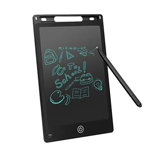Mumuj Elektronische LCD, Schreibtafel 8,5 Zoll Elektronisches Zeichenbrett und Maltafel Zaubertafel für Kinder & Erwachsene, Schreib und Skizzen Pad für Schule und Büro