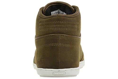 Boxfresh Swapp Prem Blok WKH WXD SDE Sneaker Men boots brown E14098 braun
