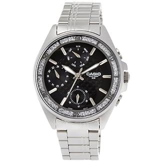 Casio Enticer Black Dial Women's Watch – LTP-2086D-1AVDF (A855)