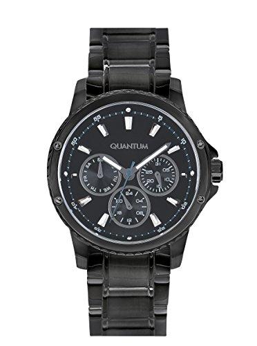 QUANTUM Mädchen-Armbanduhr Impulse Chronograph Quarz Edelstahl beschichtet IML463.060