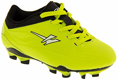 Gola Activo 5 Chaussures de Football Astroturf Garçons Jaune De Volt