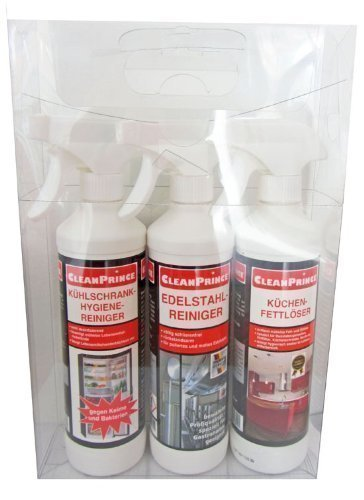 3-x-kuchenreiniger-set-1-x-500-ml-kuhlschrankreiniger-1-x-500-ml-fettloser-1-x-500-ml-edelstahlreini