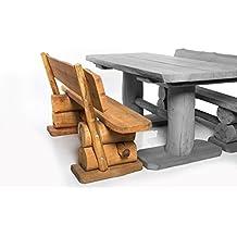 Suchergebnis Auf Amazon De Fur Gartenbank Holz Rustikal