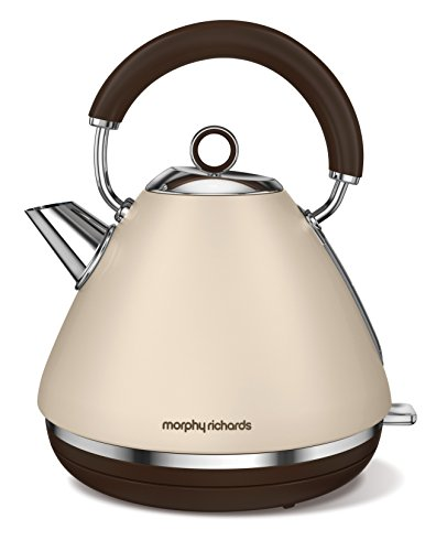 Morphy Richards Wasserkocher Accents Special Edition Sandfarben 102101