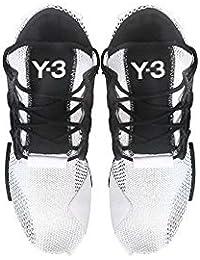 innovative design e3669 1b519 adidas Y-3 Yohji Yamamoto Sneakers Uomo BC0902 Tessuto Bianco