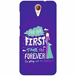 HTC Desire 620 First Time In Forever Matte Finish Phone Cover