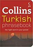 Collins Gem – Turkish Phrasebook