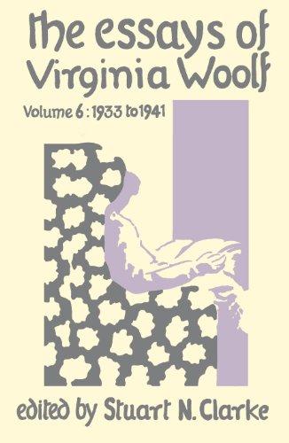 Essays Virginia Woolf Vol.6 (English Edition)