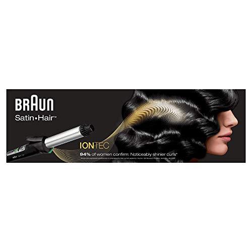 Braun Satin Hair 7 Lockenstab CU710, mit IonTec (Hitze Frei Lockenwickler)