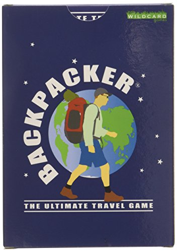 41NfrNssklL - BEST BUY #1 Backpacker: The Ultimate Travel Game Reviews and price compare uk