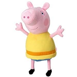 Peppa Pig - Peluche George (Bandai 84254)