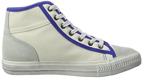 Nebulus Donna York Sneakers stringate Bianco