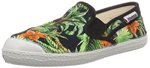 Kawasaki Fantasy Slim, Sneakers Basses Adulte Mixte Multicolore (maui Black)