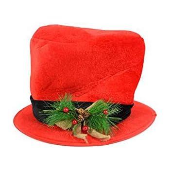 Grande peluche tessuto cappello elfo puntale per albero di Natale ... eef500ee27ee