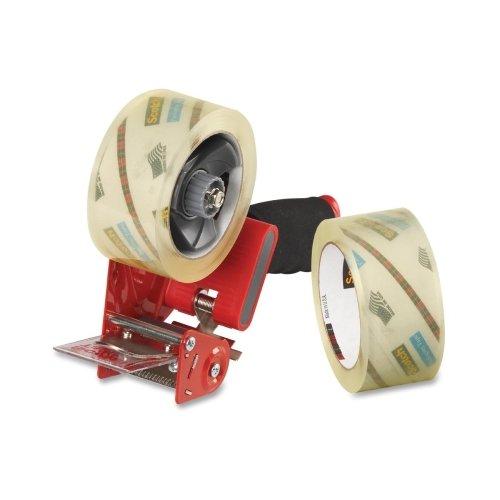 Großhandel von Fall von 10–3M Scotch Premium Verpackung Tape W/dispenser-packaging Tape, 2Rollen mit Spender, 1–7/20,3cm x54.6Yds, transparent