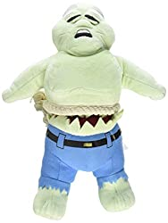 The Walking Dead Well-Walker Plush Dog Stretch and Chew Toy