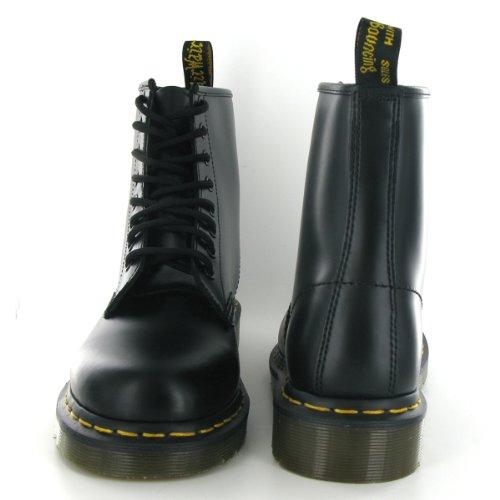 Dr.Martens 1460Z femmes bottes en cuir Noir
