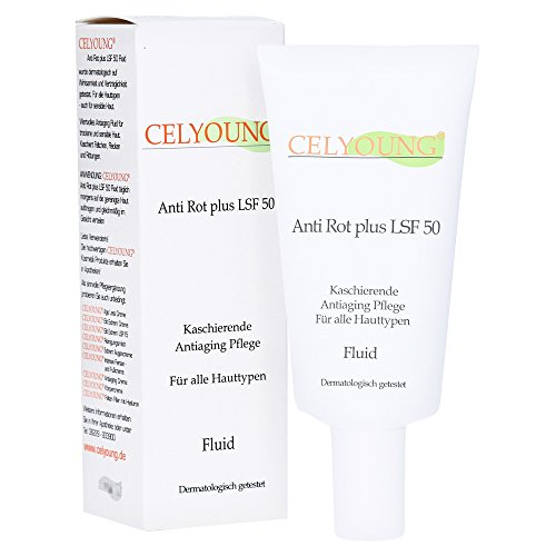 CELYOUNG Anti Rot plus LSF 50 Fluid 50 ml Creme