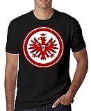 Eintracht Frankfurt Herren T-Shirt X-Large
