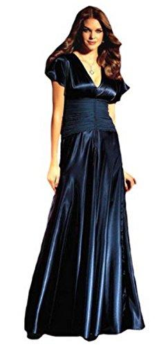 Abendkleid mitternachtsblau von Laura Scott Evening Gr. 36