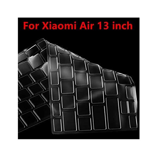 Funda de Teclado de Silicona para Xiaomi Mi Notebook Air 12,5 13,3...