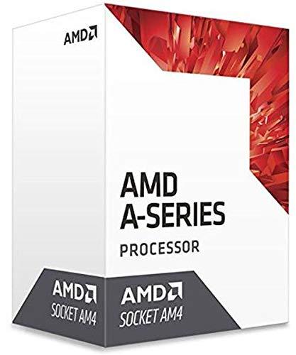 Foto AMD A Series A8-9600 3.1GHz 2MB L2 Box Processor - Processors A8, 3.1 GHz,...