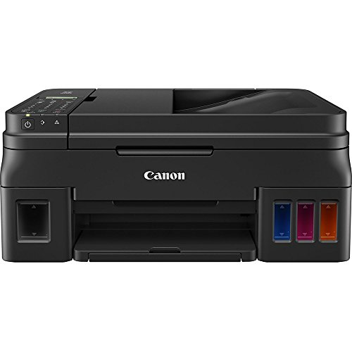 Canon Pixma G4510 Review: Pay more and save