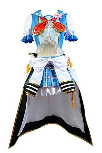 LoveLive! Nico Yazawa Navy Costume Cosplay Kostüm Damen XS (Nico Yazawa Kostüm)