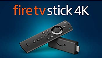 Fire TV Stick 4K Ultra HD with Alexa Voice Remote   streaming media player