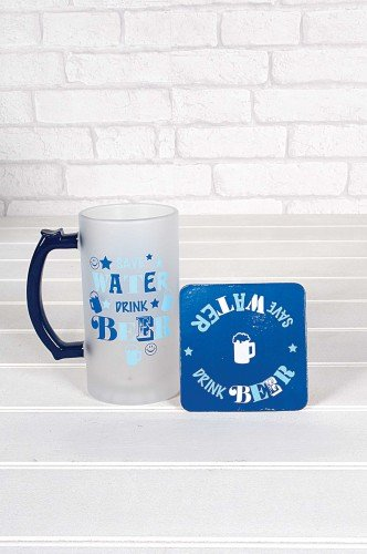 save-water-drink-beer-frosted-tankard-beer-pint-glass-and-coaster