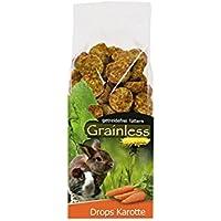Jr Farm - JR Grainless Drops - 2137 - Zanahoria, 140 Grs.