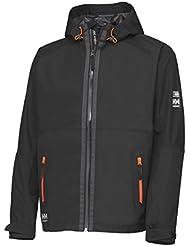 Helly Hansen Workwear 34-071040-990-S - Chaqueta técnica, color negro, talla S