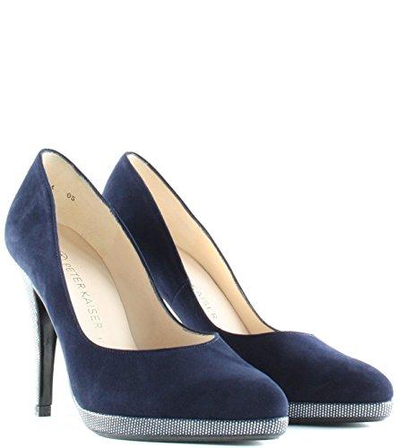 Peter Kaiser Herdi, Chaussures Pour Femmes Heel Blau