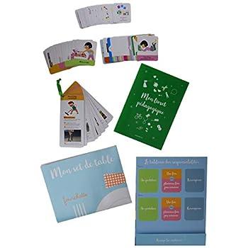 Ma maison Montessori : J'aide à la maison: Le kit indispensable pour responsabiliser et encourager votre enfant à participer à la maison