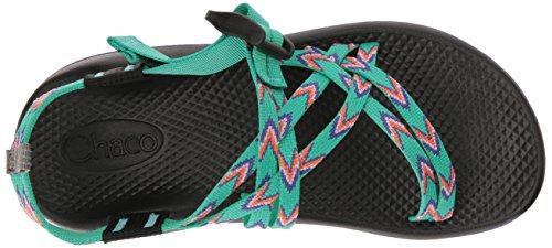 Chaco ZX1 Ecotread Sandal (Toddler/Little Kid/Big Kid) Mint Leaf