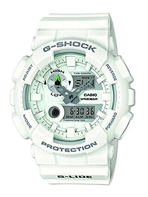 Casio G-Shock Reloj Analógico/Digital de Cuarzo para Hombre con Correa de Resina – GAX-100A-7AER