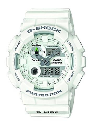 Casio G-Shock – Herren-Armbanduhr mit Analog/Digital-Display und Resin-Armband – GAX-100A-7AER