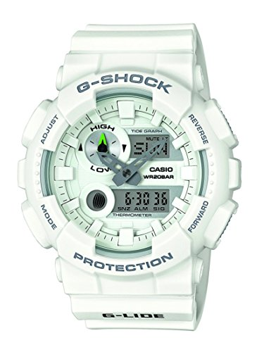 Casio G-Shock Herren-Armbanduhr GAX100A7AER Uhr Casio G-shock Weiß