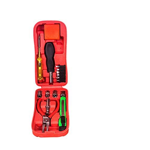 Haushalt Schraubendreher Zangen Tool Kit Wartung Abbruchwerkzeuge