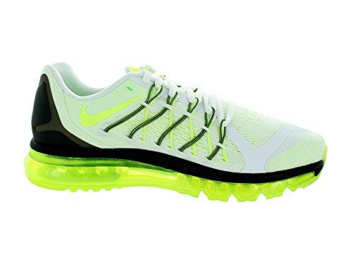 Nike Herren Air Max 2015 Sport & Outdoorschuhe weiß/grün
