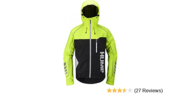 Hump Signal women/'s waterproof jacket safety yellow size 12 safety yw