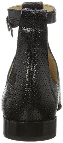 Melvin & Hamilton Damen Jessy 17 Chelsea Boots Schwarz (Venice Perfo M&H Black LS-Black)