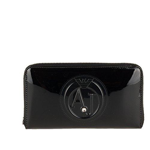 Armani Jeans928532cc855 - Pochette Donna , nero (Nero (Nero 00020)), 2x10x19 cm (B x H x T)