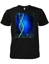 Geek Blue DNA 702261 T-Shirt
