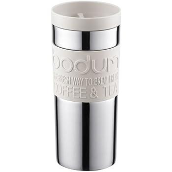 bodum 11093 913 travel mug mug de voyage isotherme. Black Bedroom Furniture Sets. Home Design Ideas