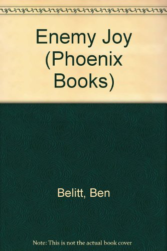 Enemy Joy New and Selected Poems (Phoenix Books)