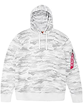 Alpha Industries Hombres Ropa superior / Sudadera X-Fit