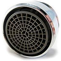 Atomizador ecológico para grifos rosca universal. Rosca macho de 28mm