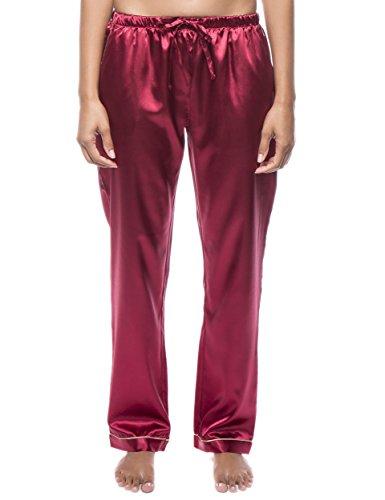 twin-boat-damen-pyjamahose-aus-satin-burgunderrot-3xl